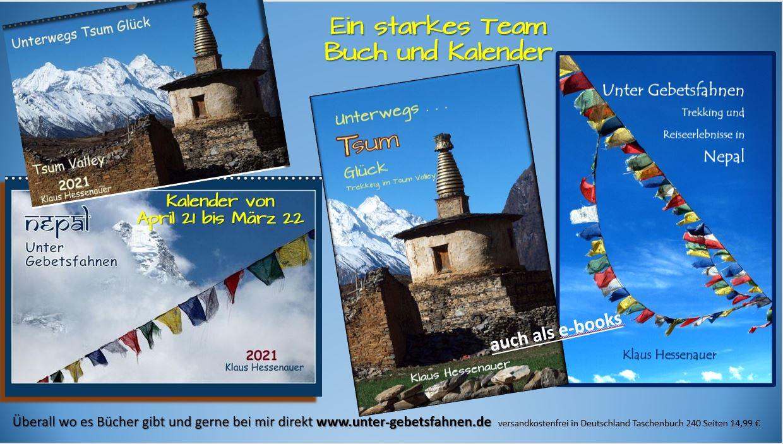 Kalender zum Buch